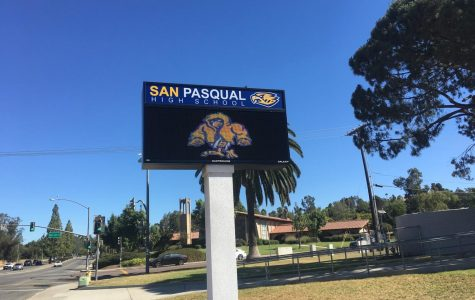 Back to School With New Marquee