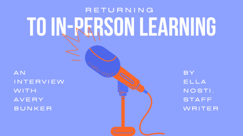 Return to In Person Learning