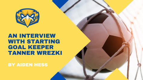 Interview with Starting Goal Keeper