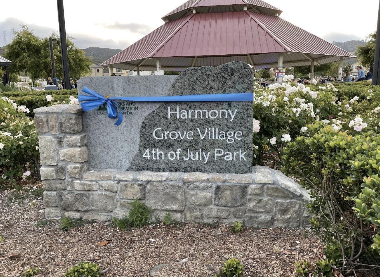 Harmony Grove Ceremony